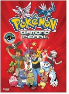 Dvd -Pokémon - Saison 10b - Diamond and Pearl