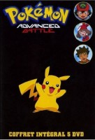 Dvd -Integrale Pokémon Advanced Battle