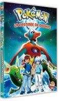 Dvd -Pokémon - Film 7 - La destinée de Deoxys