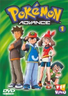 Dvd -Pokémon - Advance Vol.1