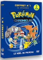 Dvd -Pokémon Chronicles Vol.1