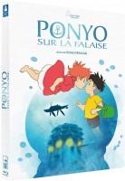 Ponyo Sur la Falaise - Blu-Ray