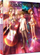 anime - Psychic School Wars - Combo Collector