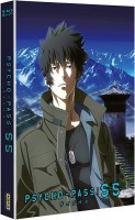 Psycho-Pass Sinners of The System - Trilogie-Edition Collector Blu-Ray