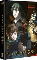 vidéo manga - Psycho-Pass Sinners of The System - Trilogie-Edition Collector DVD