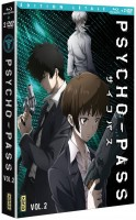 Psycho-Pass - Blu-ray Vol.2