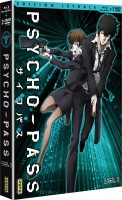 Psycho-Pass - Blu-ray Vol.1