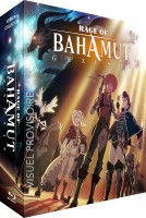 Dvd -Rage of Bahamut Genesis - Intégrale Collector - Blu-ray