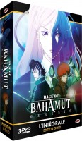 Dvd -Rage of Bahamut Genesis - Intégrale - Edition Gold