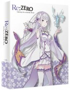 vidéo manga - Re:Zero - Starting life in another world- Collector Box - DVD Vol.1