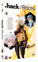 anime - .Hack// Roots Vol.1
