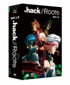 vidéo manga - .Hack// Roots - Collector Vol.1