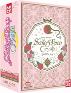 Sailor Moon Crystal - Intégrale Saisons 1 & 2 - Combo Collector