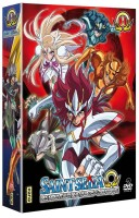Dvd -Saint Seiya Omega Vol.1