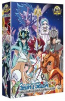 Dvd -Saint Seiya Omega Vol.3