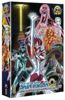 Dvd -Saint Seiya Omega Vol.2