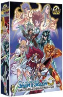 Dvd -Saint Seiya Omega Vol.4