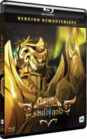 Saint Seiya - Soul of Gold - Intégrale Collector Blu-Ray