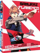 Dvd -Samurai Flamenco - Coffret Blu-Ray Vol.1