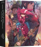 Sword Art Online Alternative Gun Gale Online - Edition Collector Box 1/2 Blu-Ray