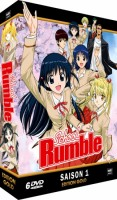 School Rumble - Saison 1 - Edition Gold Vol.1