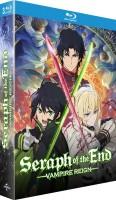 Seraph of the end - Intégrale Saison 1 - Blu-Ray