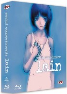 Serial Experiments Lain - Edition 20e Anniversaire - Blu-Ray