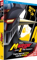 Dvd -Shin Mazinger Edition Z - the Impact - Blu-ray Vol.2