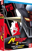 Dvd -Shin Mazinger Edition Z - the Impact - Blu-ray Vol.1