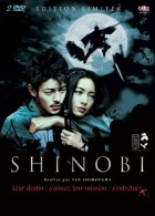 Dvd -Shinobi