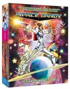 anime - Space Dandy - Intégrale Saison 1 + 2 - Blu-Ray