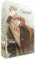 Dvd -Spice & Wolf - Intégrale Collector Blu-Ray