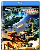 anime - Starship Troopers - Invasion - Blu-ray