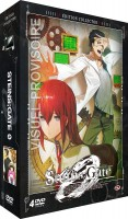 Steins;Gate 0 - Edition Collector - Coffret DVD
