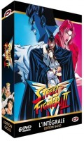 Dvd -Street Fighter II V - Intégrale - Edition Gold