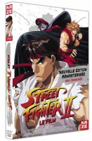 anime - Street Fighter II - Film