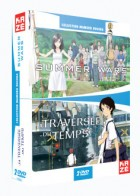 Dvd -Summer Wars + La Traversée du Temps