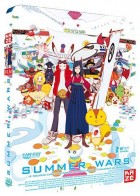 Dvd -Summer Wars - Blu-ray
