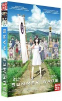 Dvd - Summer Wars
