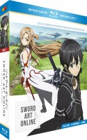 vidéo manga - Sword Art Online - Collector - Blu-Ray Vol.1