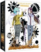 Dvd -Sword Art Online II - Phantom Bullet - Arc 1 - Collector DVD