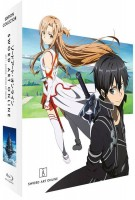 vidéo manga - Sword Art Online - Collector - Blu-Ray +DVD Vol.1