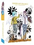 vidéo manga - Sword Art Online II - Phantom Bullet - Arc 1 - Blu-Ray