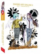 Sword Art Online II - Phantom Bullet - Arc 1 - DVD