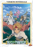 Dvd -Tales of Phantasia - Intégrale
