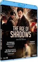 Dvd -The Age of Shadows - Blu-ray