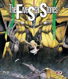 Dvd -The Five Star Stories - Blu-ray /DVD
