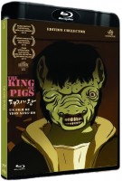 Dvd -The King of Pigs - Blu-Ray