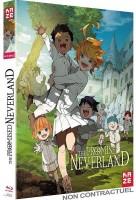 anime - The Promised Neverland - saison 1 - Blu-Ray
