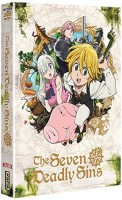 Dvd -Seven Deadly Sins - Saison 1 - Coffret DVD